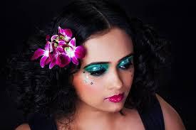 70 s disco makeup idea