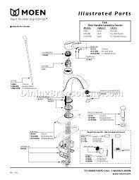 bathroom sink faucet repair. Moen Monticello Faucet Repair Bath Parts Bathroom List Best Of Compact . Sink E