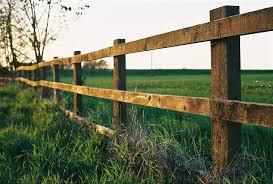 wooden farm fence. Fence Services Wooden Farm C