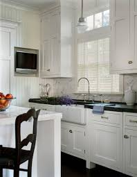 glass light over kitchen sink design ideas