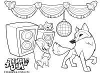 Images Of Coloring Pages Of Animal Jam Sign Sabadaphnecottage