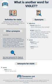 Another Word For Violet Synonyms For Violet Antonyms For Violet Thesaurus Net