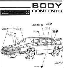 1989 buick lesabre electra park avenue body repair shop manual this manual covers all 1989 buick lesabre electra sedan coupe models including custom t type park avenue ultra limited this book measures 8 5 x