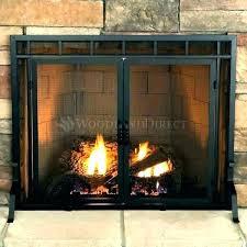 wood fireplace doors stove door gasket burning seal adhesive screens and wood fireplace doors