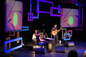Church Stage Design Ideas simple church stage designs retro squares church stage design ideas