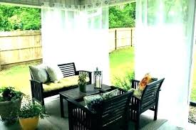 outdoor porch curtains. Front Porch Curtains Outdoor Curtain Ideas Patio Best .