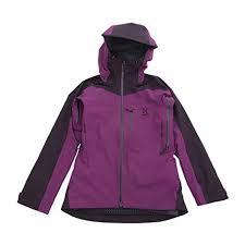 Haglöfs Niva <b>Jacket Women</b> teal <b>2018 winter jacket</b>: Amazon.co.uk ...