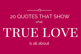 What Is Love Quotes Classy 48 Quotes That Show What True Love Is All About