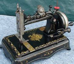 When Was The Sewing Machine Made
