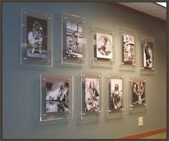 office wall frames. Custom Acrylic Wall Frames Office O