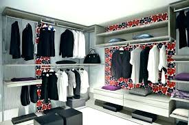 ideas to hang clothes without a closet for hanging