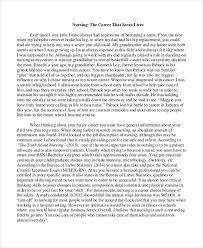 research paper samples premium templates nursing career research paper