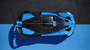 'like riding on a cannonball': Bugatti Bolide Concept Car Could Be On Track To Speed
