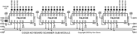 ken stone s modular synthesizer click for a larger version