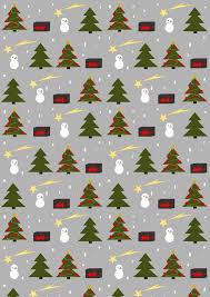 Free Printable Christmas Paper Designs Free Printable Christmas Joy Wrapping Paper Ausdruckbares