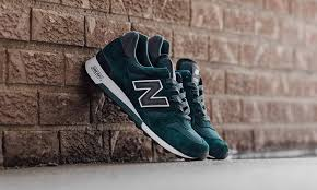new balance 2017. the new balance 1300 arrives in dark green premium suede for 2017 | highsnobiety a