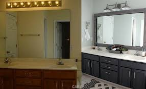 master bathroom designs on a budget. Beautiful Bathroom Before And After Of A 300 Bathroom Makeover Inside Master Bathroom Designs On A Budget Y