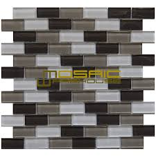 decorative glass mosaic plateau gm1101 square gm1102 brick