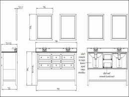 double sink vanity measurements. double sink vanity 2 bathroom decor measurements
