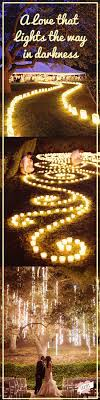 diy outdoor wedding lighting. Outdoor Lighting Can Be So Romantic! Such A Great Way To Add The Mood · Diy Wedding