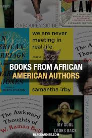 Image result for african american authors