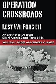 「Operation Crossroads」の画像検索結果