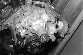 ford small block water pumps radiators and cooling system ford water pump left inlet