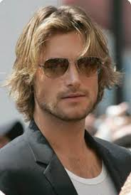 Style Coupe Mi Long Degrade Homme