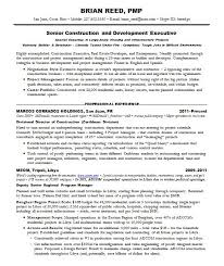 Pmp Sample Resume Project Management Resume Examples Examples of Resumes 2