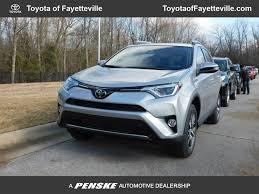 2018 New Toyota RAV4 XLE AWD at Fayetteville Autopark, IID 17162008