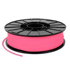 NinjaTek - NinjaFlex TPE filament Pink (<b>Flamingo</b>) 1.75 mm / 0.5 kg ...