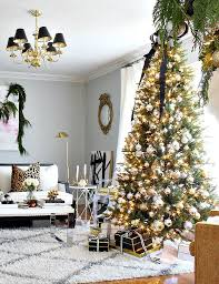 Gold U0026 Glam Christmas Decor From At Home  11 Magnolia LaneAt Home Christmas Tree