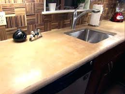 outdoor kitchen concrete countertop sealer s