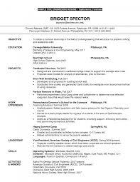 Best Resume For Civil Engineering Fresh Graduate Images Simple