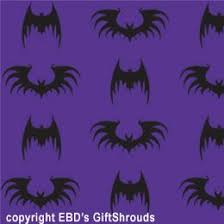 gift shrouds gothic wrapping paper