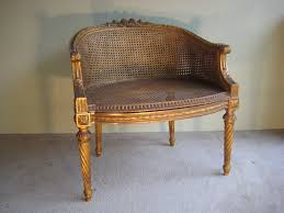 french cane chair. Decoration French Cane Chair With Chairs Antique Gilded