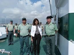 Resultado de imagen de servicio marítimo de la guardia civil