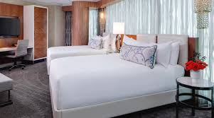 Panoramic  Bedroom Queen Mandalay Bay - Mgm signature 2 bedroom suite floor plan