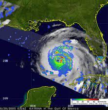 The 11th named storm of this year's atlantic hurricane season came ashore thursday between hallandale beach and north miami beach. Nasa Katrina Intensifies Into A Powerful Hurricane Strikes Northern Gulf Coast