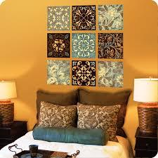 decorating a bedroom wall. Best Diy Bedroom Wall Design Unique Decorating Ideas A