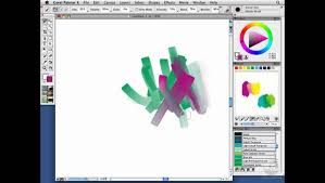 Painter, Wacom: The Mixer palette: Traditional color mixing | lynda.com -  YouTube