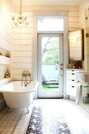 bathtub : Corner Clawfoot Bathtub Bathroom Chic Freestanding Tub ...