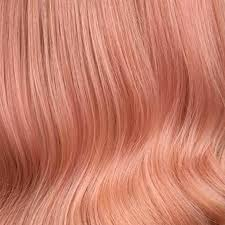Iso Illuminate Hair Color Chart Introducing Copper Peach One Of The Five Shades In Wella