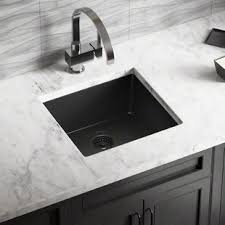 black undermount sink. Contemporary Undermount Quickview Inside Black Undermount Sink L