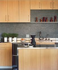 Flat Oak Kitchen Cabinets Edina