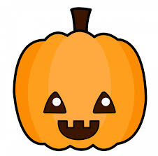 Coloring Pages : Cute Cartoon Pumpkins Free To Use Pumpkin Clip ...