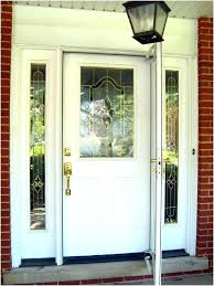 fashionable mobile home patio doors frosted glass exterior full size