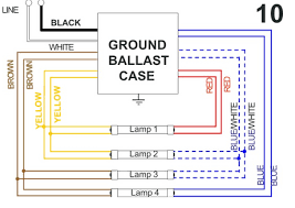 allanson 472 at magnetic sign ballast 16 to 24 feet total length allanson wiring diagram 10