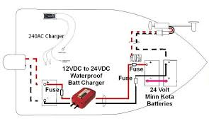 victron blue power battery charger 12 volt 25 amp ip67 typical wiring diagram for 24vdc bow mount electric motors