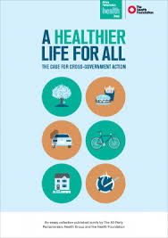 a healthier life for all  the health foundation a healthier life for all